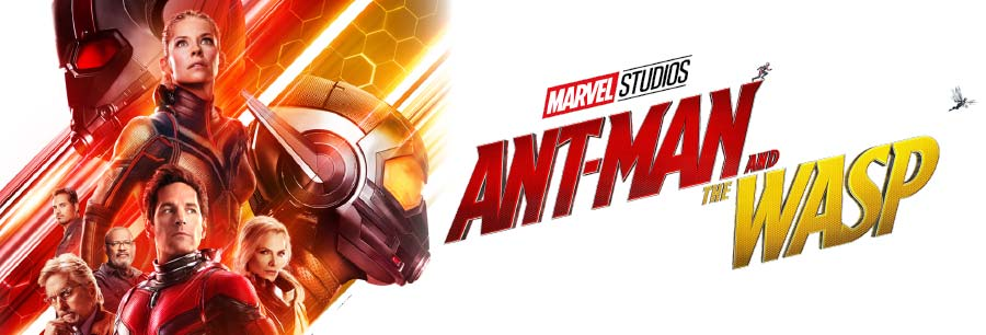 Ant-Man and the Wasp 2D Billboard Image