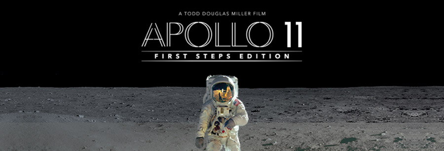 Apollo 11: First Steps Edition Billboard Image