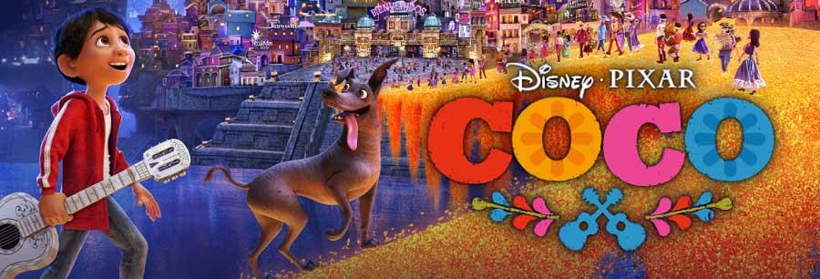 Coco 2D Billboard Image