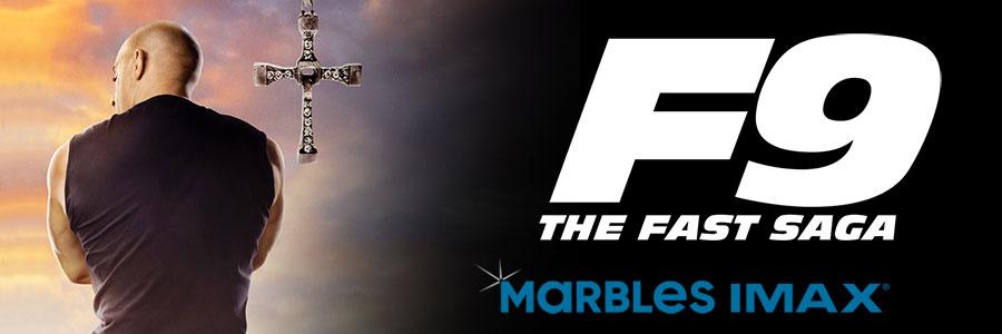 Fast & Furious 9 2D Billboard Image