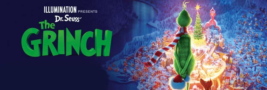 The Grinch (2D) Billboard Image