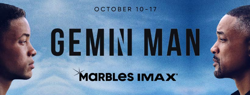 Gemini Man Billboard Image