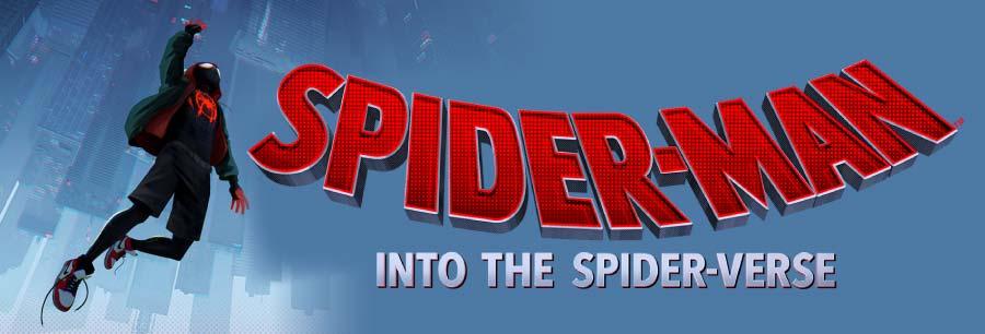 Spider-Man: Into the Spider-Verse 2D Billboard Image