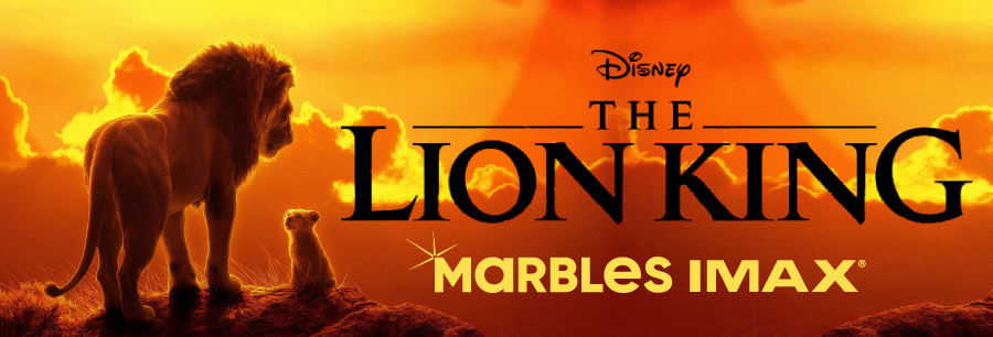 The Lion King 3D [open caption screening, 3D] Billboard Image