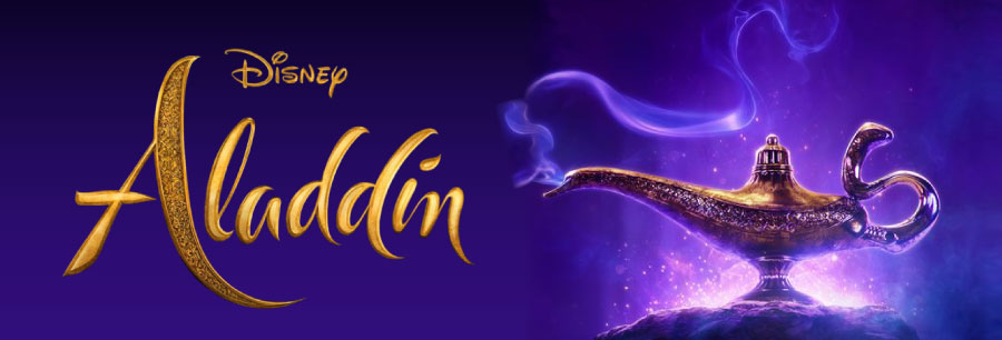 Aladdin: The IMAX 2D Experience Billboard Image