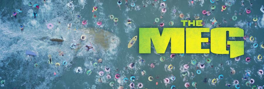 The Meg Billboard Image