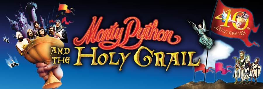Monty Python and the Holy Grail - An Interactive Occasion Billboard Image
