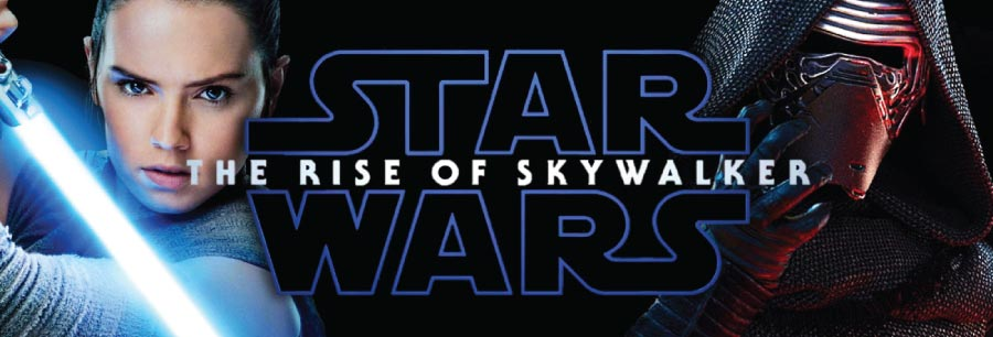 Star Wars: The Rise of Skywalker 3D Billboard Image