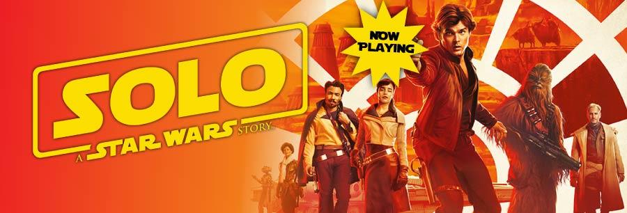 Solo: A Star Wars Story 3D Billboard Image