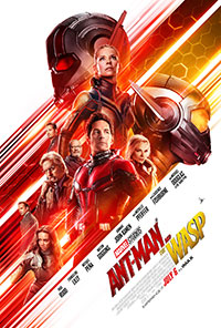 Ant-Man and the Wasp 3D poster