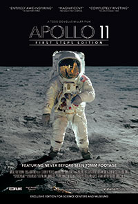 Apollo 11: First Steps Edition poster