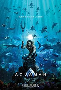 Aquaman 2D poster