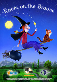 Room on the Broom (Lights Up, Sound Down) poster