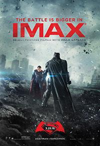 Batman vs. Superman: Dawn of Justice 3D poster