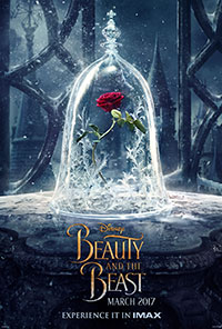 Beauty and the Beast 2D poster