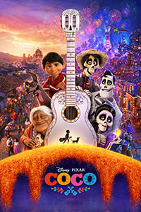 Coco 2D poster