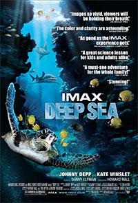 Deep Sea 3D poster