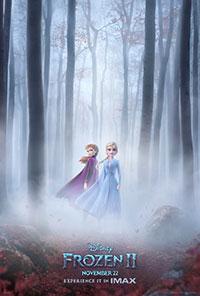 Frozen 2: Lights Up Sound Down 2D poster