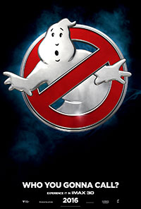 Ghostbusters 3D poster
