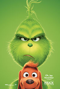 The Grinch (2D) poster