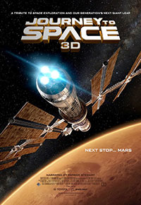 Journey to Space: Lights Up Sound Down 2D poster