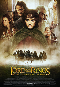 LOTR: The Fellowship of the Ring poster
