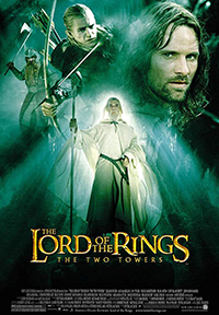 LOTR: The Two Towers poster