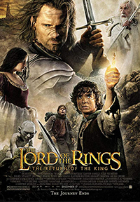 LOTR: The Return of the King poster