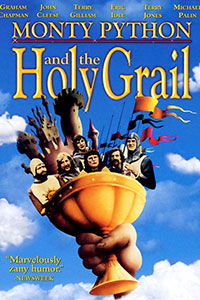 Monty Python and the Holy Grail - An Interactive Occasion poster
