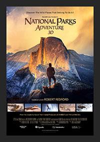 National Parks Adventure 3D poster