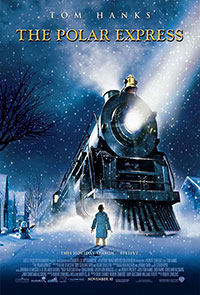 The Polar Express 2D poster
