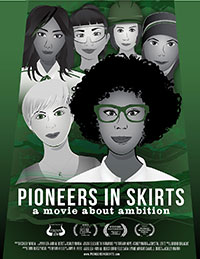Pioneers in Skirts poster