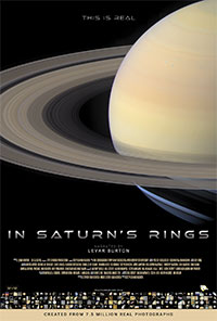 In Saturn's Rings poster