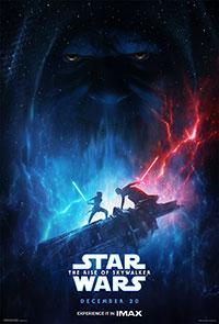 Star Wars: The Rise of Skywalker 3D poster