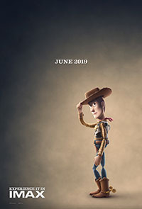 Toy Story 4: Lights Up Sound Down 2D poster